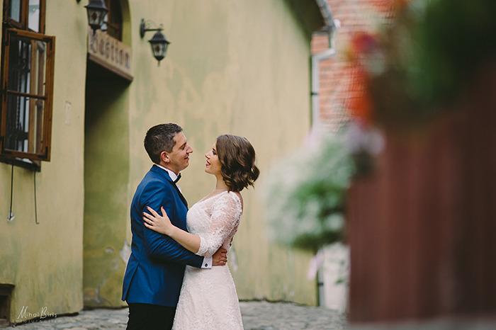 Andreea & Mihai – after wedding, Sighisoara