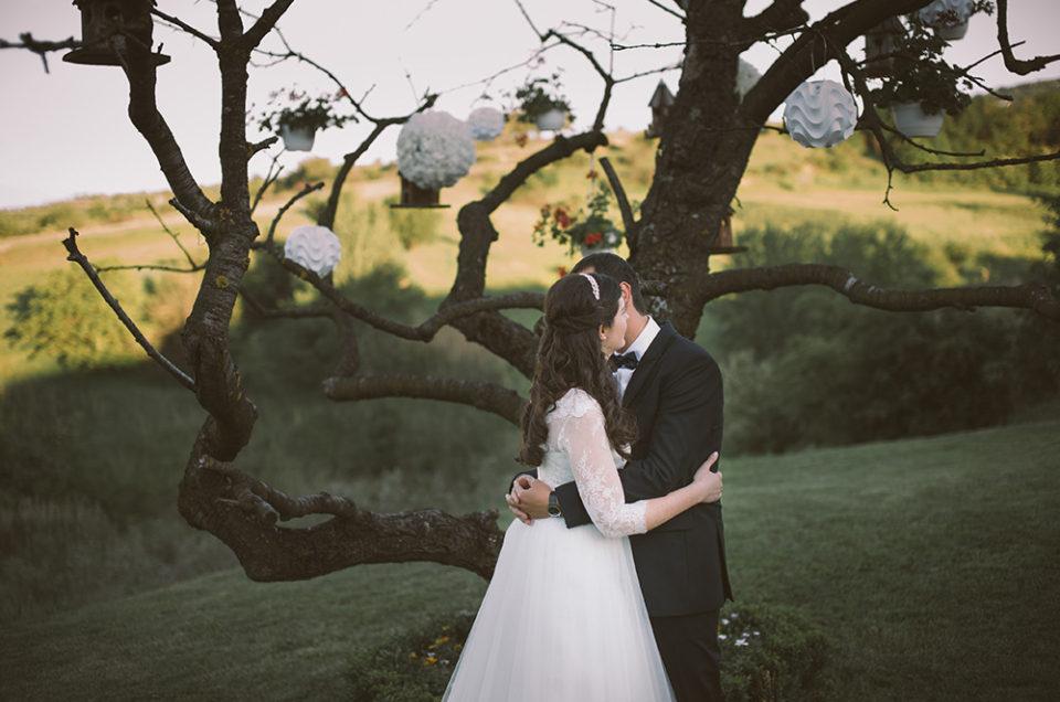 Emese + Istvan – wedding day